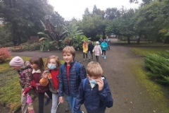 Wycieczka do Miejskiego Ogrodu Botanicznego